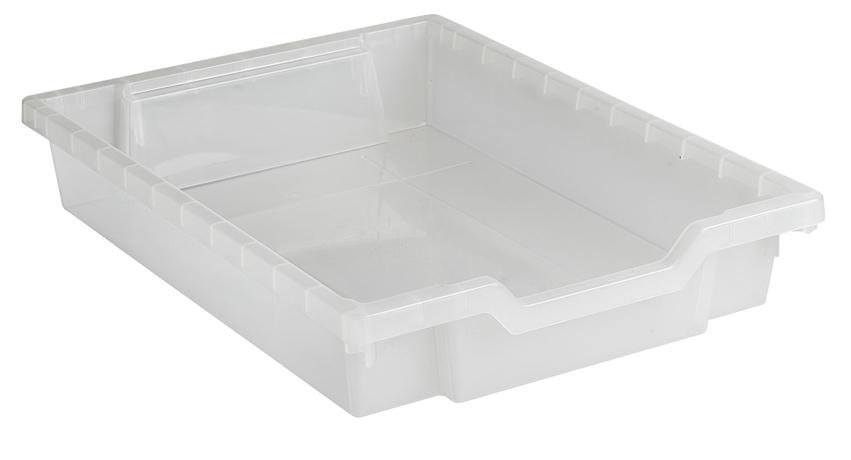 Bac plastique pour meuble maternelle