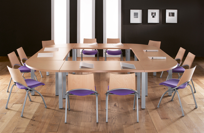 Plateau autoportant pour table SYNODYS