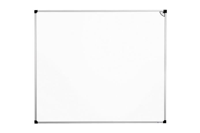 Panneau d'affichage en émaillé blanc