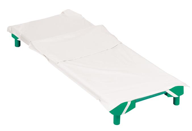 dpc maternelle drap sac simple coloris blanc pour couchette. Black Bedroom Furniture Sets. Home Design Ideas
