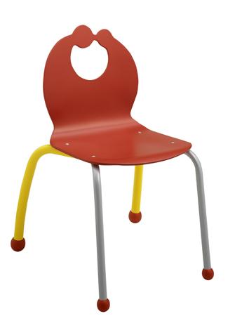 DPC - MATERNELLE Chaise OULALA (coloris prédéfinis) T1 à T4 Photo 2