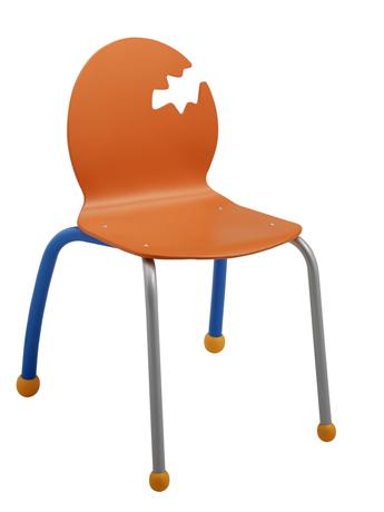 DPC - MATERNELLE Chaise OULALA (coloris prédéfinis) T1 à T4 Photo 3