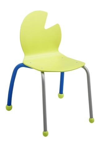DPC - MATERNELLE Chaise OULALA (coloris prédéfinis) T1 à T4 Photo 4