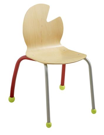 DPC - MATERNELLE Chaise OULALA (tous coloris) Photo 3