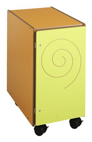 dpc maternelle caisson unit centrale pour poste informatique click click. Black Bedroom Furniture Sets. Home Design Ideas