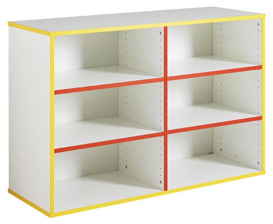 Surmeuble séparation médiane (à positionner sur meuble ouvert)