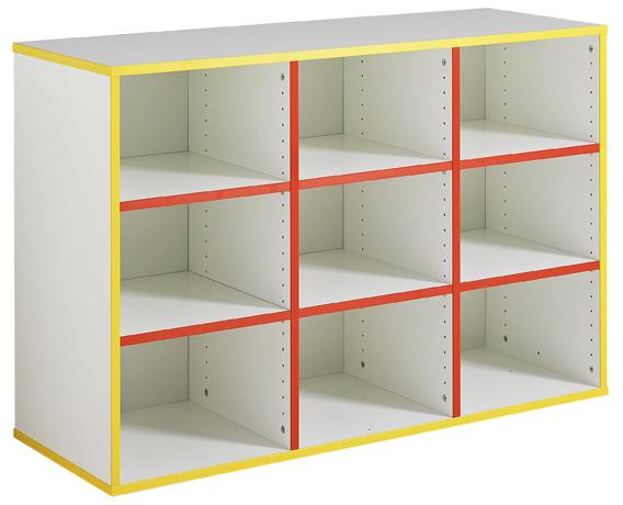 Surmeuble 2 séparations (à positionner sur meuble ouvert)