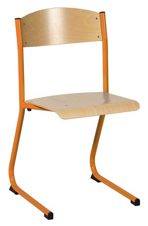 Chaise CARA appui sur table