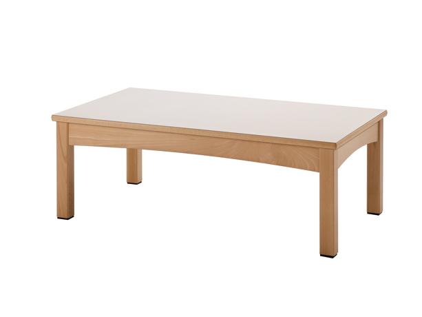 Table basse PARYS piétement bois