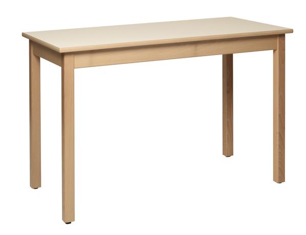 Table CYRENE 4 pieds en hêtre massif