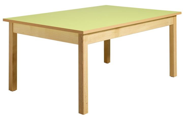 DPC - RESTAURATION Table CYRENE 4 pieds en hêtre massif Photo 6
