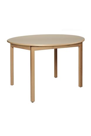 DPC - RESTAURATION Table CYRENE 4 pieds en hêtre massif Photo 8