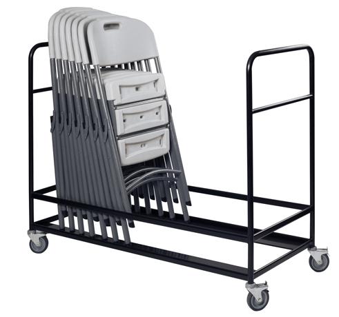 Chariot de transport de chaises SOKOA