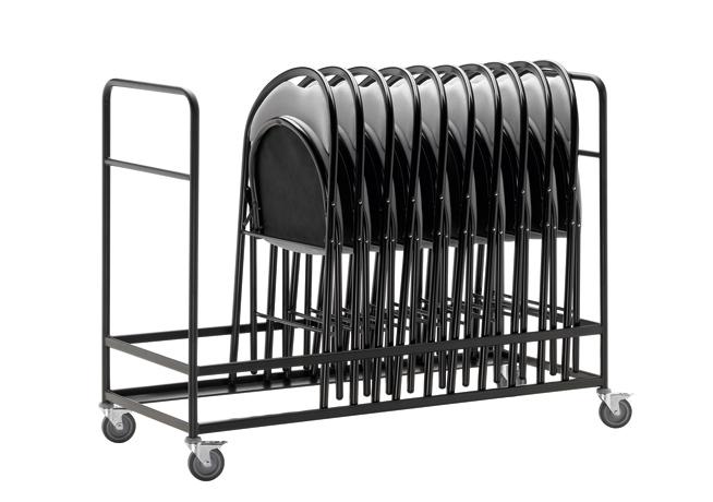dpc polyvalent reunion chariot de transport de chaises sokoa. Black Bedroom Furniture Sets. Home Design Ideas