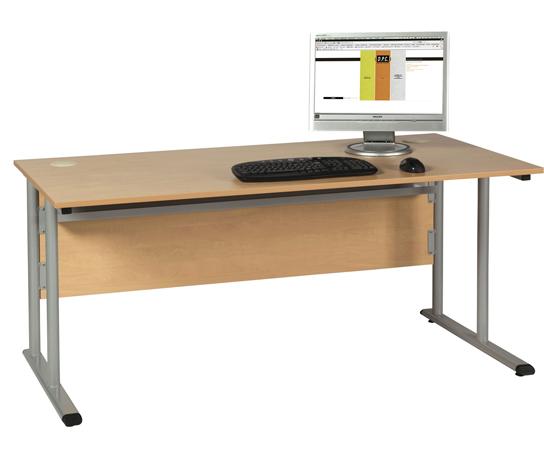 Bureau professeur PALOMA 1600 x 800 mm