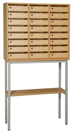 DPC - SCOLAIRE & SALLE DE COURS Piétement de meuble à courrier Photo 3