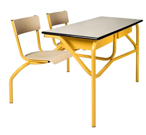 DPC - Table à siège(s) attenant(s) TASA