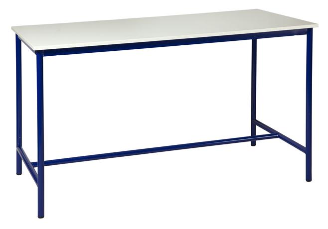 DPC - SCOLAIRE & SALLE DE COURS Table de technologie hauteur 900 mm -  chants ABS Photo 2