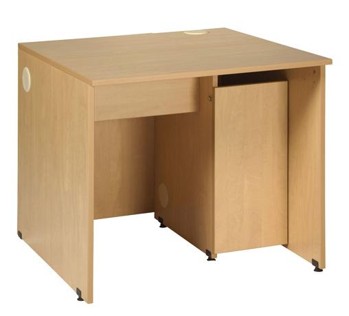 dpc informatique bureaux porte pour support unit centrale pour poste individuel lagoa. Black Bedroom Furniture Sets. Home Design Ideas