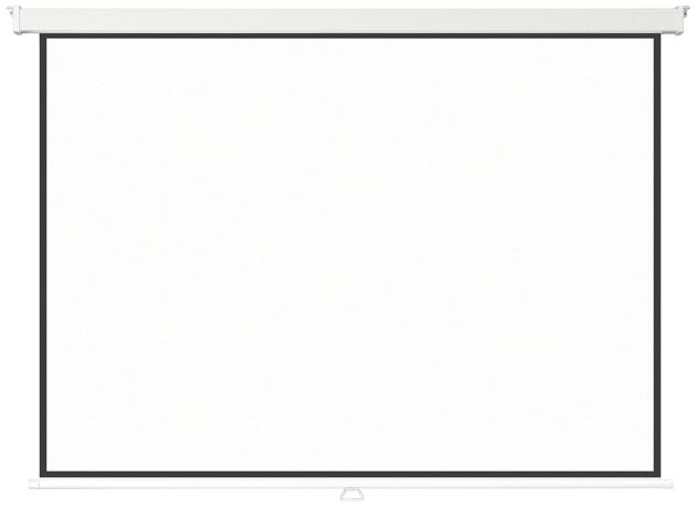 Ecran de projection manuel au format 4:3