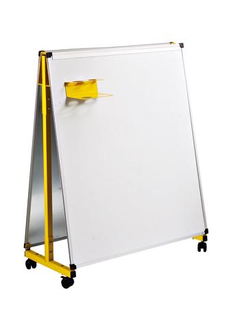 DPC - MATERNELLE Chevalet maternelle mobile avec porte gobelets