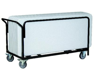 Chariot de transport pour tables ZANG rectangles