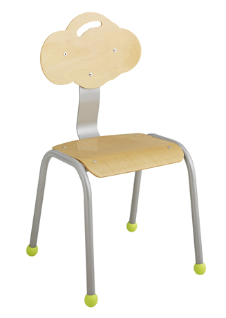 DPC - MATERNELLE Chaise FLIC FLAC