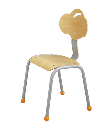 DPC - MATERNELLE Chaise FLIC FLAC Photo 3