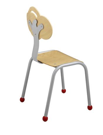 DPC - MATERNELLE Chaise FLIC FLAC Photo 4