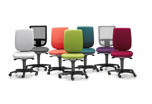 Dpc informatique bureaux chaise de travail tertio for Type de bureau de travail
