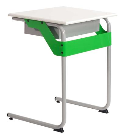 Table éco-conçue EPSY à dégagement latéral
