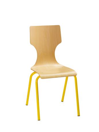 Chaise DENVER 4 pieds ø25mm