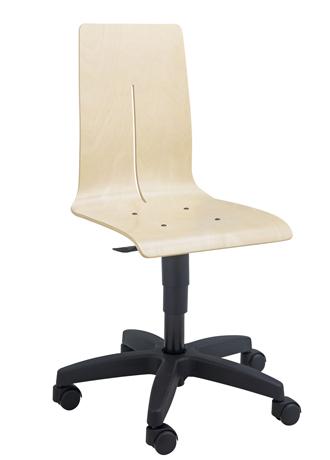 Chaise informatique sur roulettes DETROIT