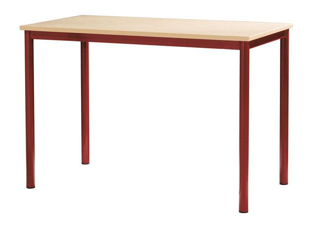 Bureau simple PYLOS 1200 x 600 mm