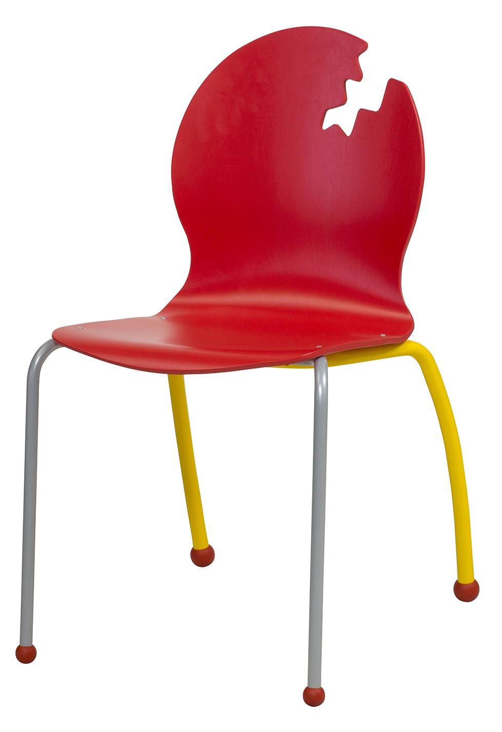 DPC - Chaise OULALA (tous coloris)