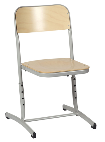 Chaise BRIO réglable - appui sur table