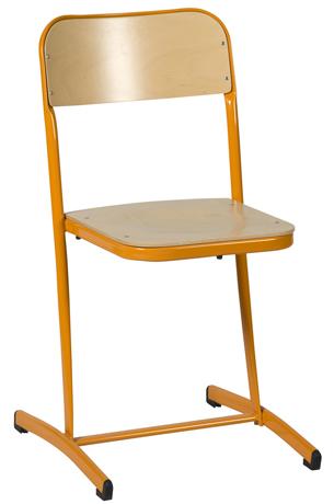 Chaise BRIO fixe - appui sur table Taille 1 - 2 et 3