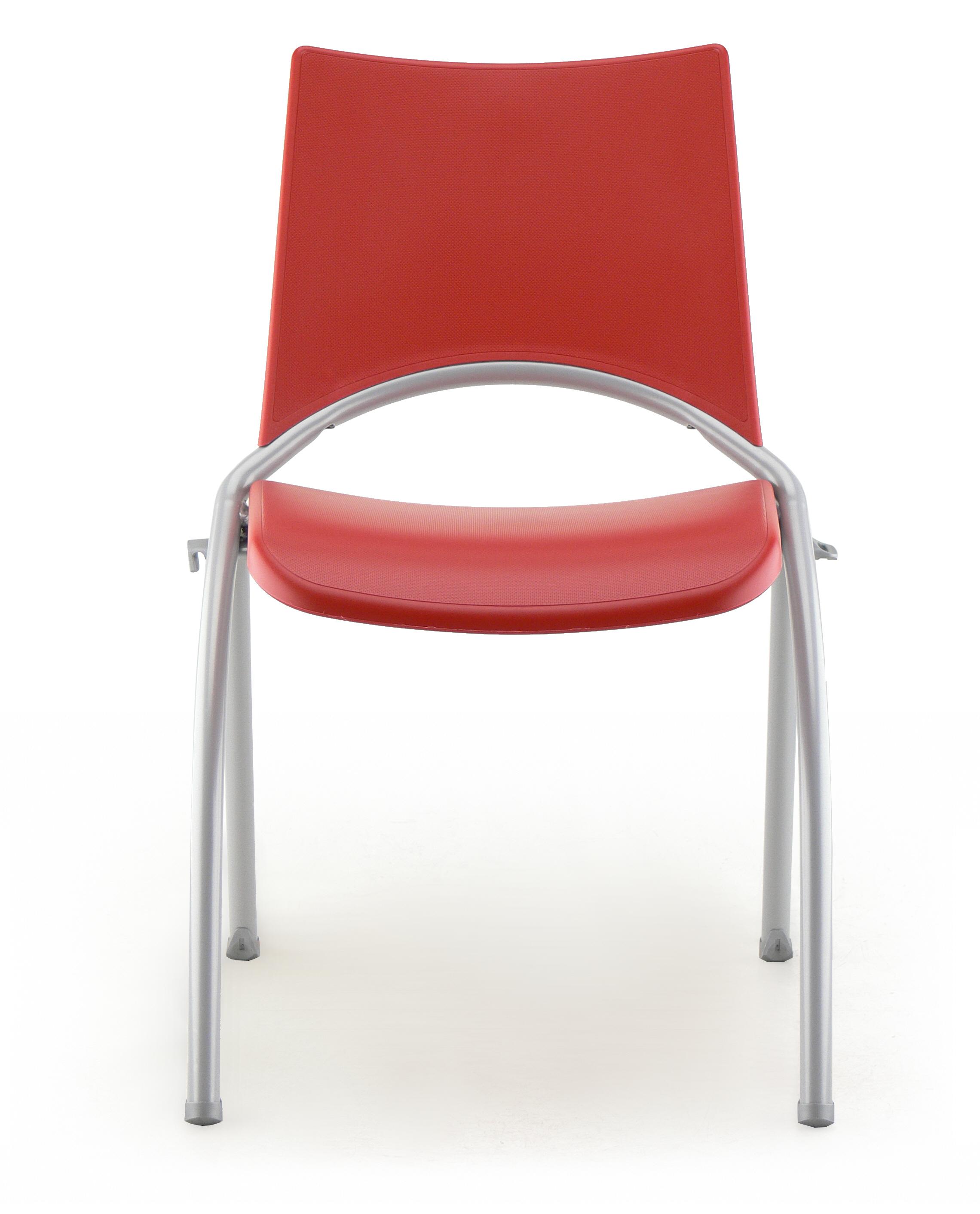 Chaise WAP - assise et dossier en polypropylène