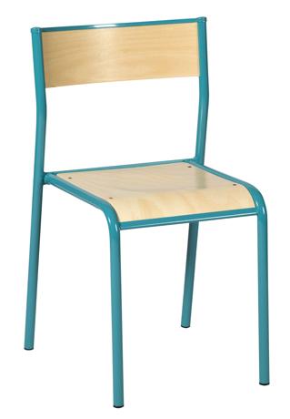 DPC - Chaise LODI 4 pieds