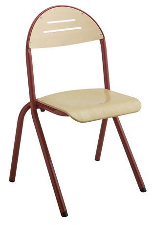 DPC - RESTAURATION Chaise TANAÏS appui sur table Photo 4