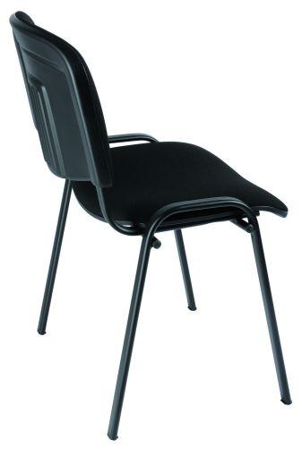 Chaise Piétement époxy noir