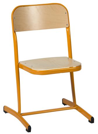 Chaise BRIO fixe - appui sur table
