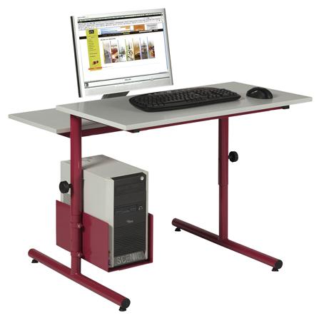 Dpc informatique bureaux table informatique palma for Table informatique