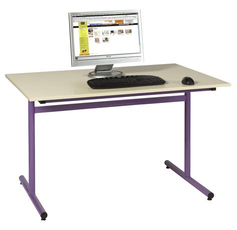 Dpc informatique bureaux tables postes informatiques for Table informatique