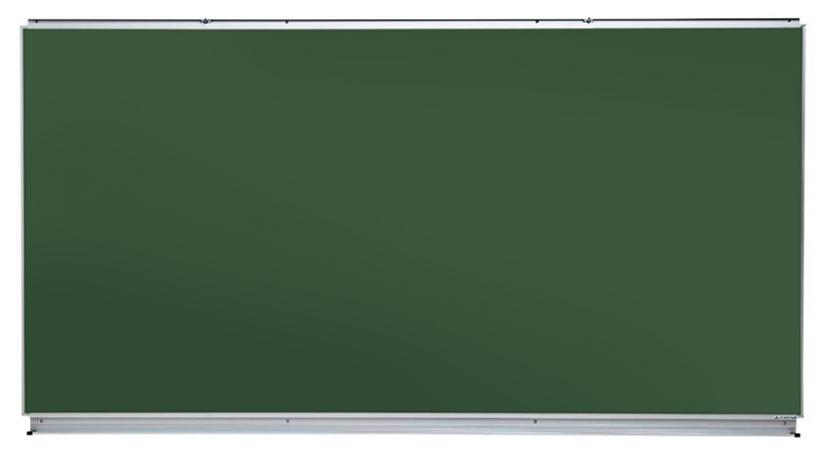 Tableau 100 x 120 cm émaillé vert