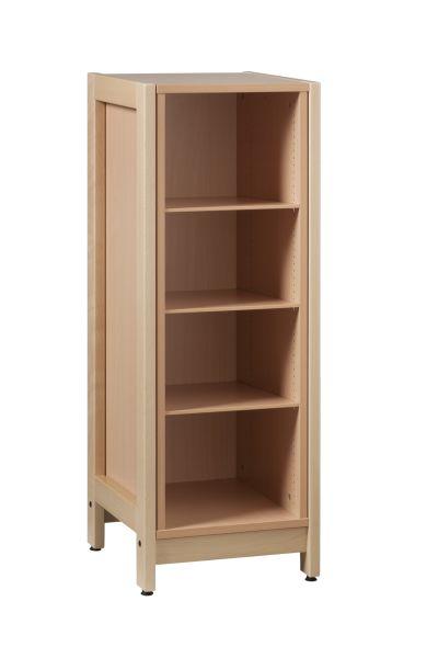 DPC - Meuble  MANDI,  sans porte sur piétement bois