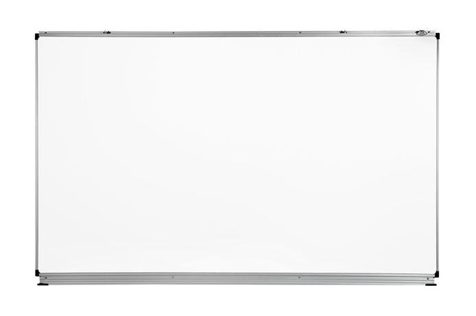 DPC - SCOLAIRE & SALLE DE COURS Tableau 100x200cm émaillé blanc Photo 2