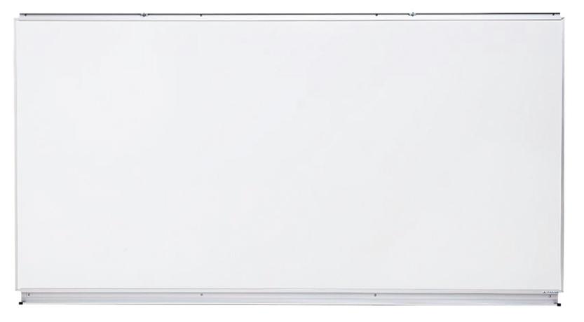Tableau 120x200cm émaillé blanc