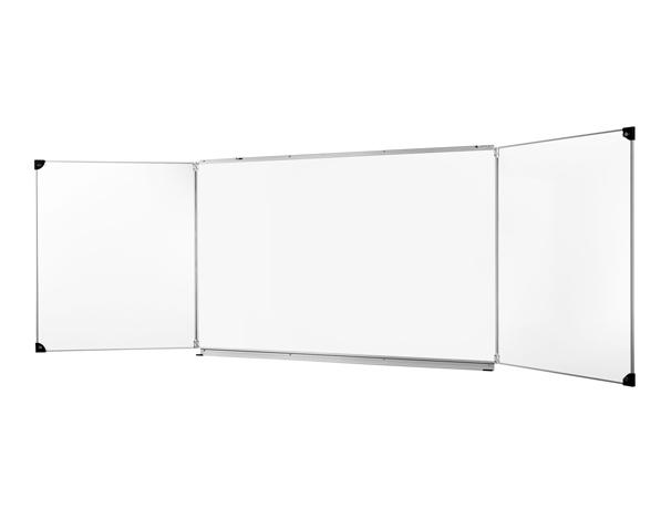 DPC - SCOLAIRE & SALLE DE COURS Tableau triptyque 120x200cm blanc Photo 2
