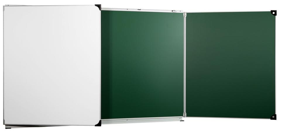 DPC - SCOLAIRE & SALLE DE COURS Tableau triptyque 100x200cm mixte